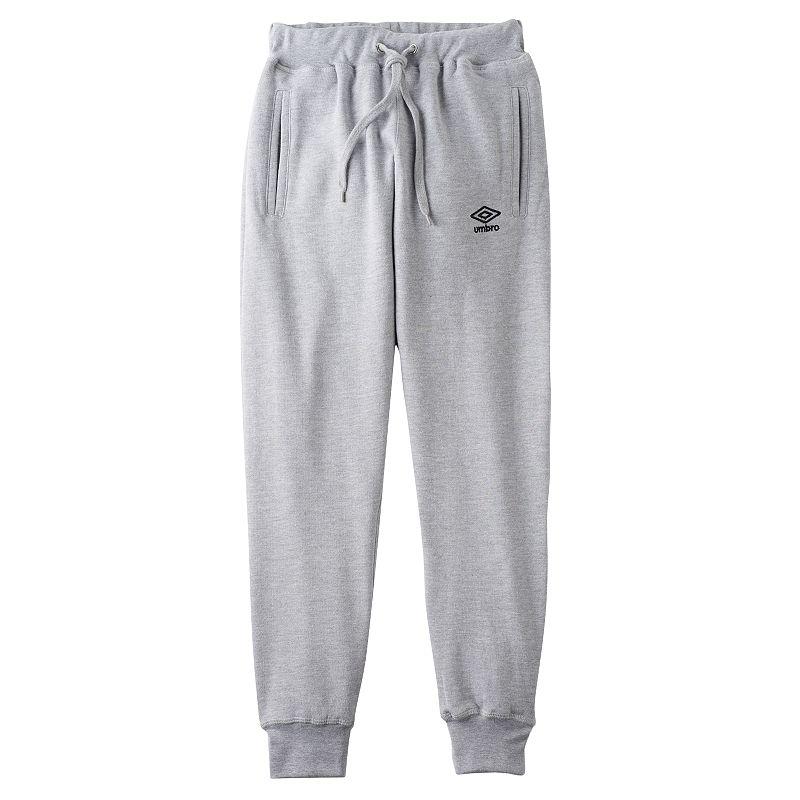 Boys 8-20 Umbro Fleece Jogger Pants