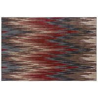 American Rug Craftsmen Dryden Big Horn SmartStrand Abstract Rug