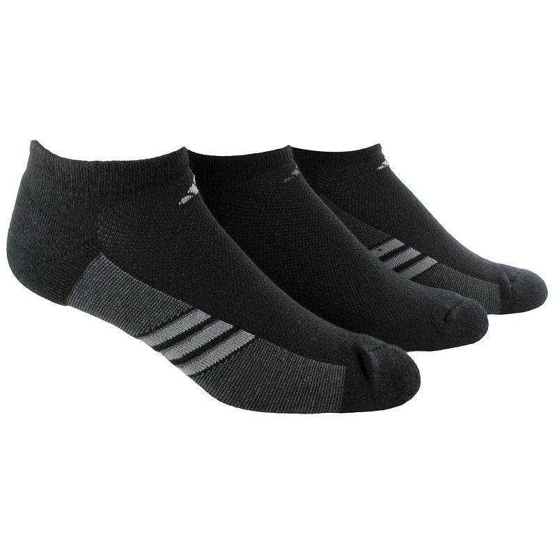 Men's adidas 3-pack Superlite No-Show Socks