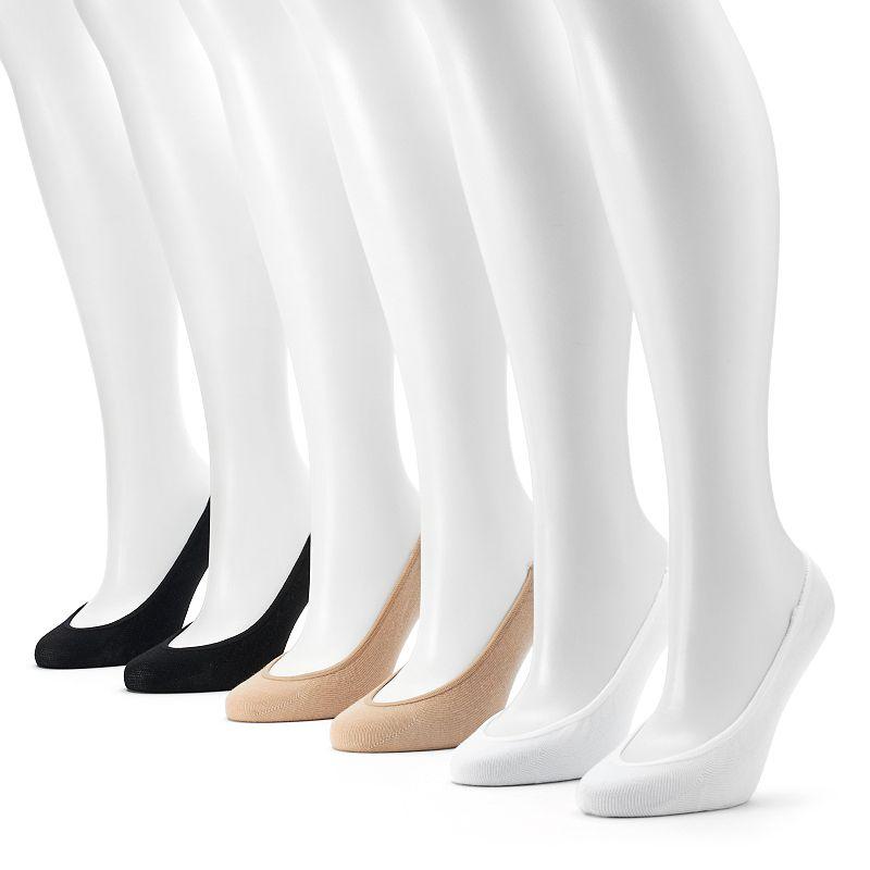 Keds 6-pk. Extra Low-Cut Liner Socks - Women