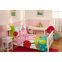 Everything Kids by NoJo Fairytale 4-pc. Bedding Set - Toddler