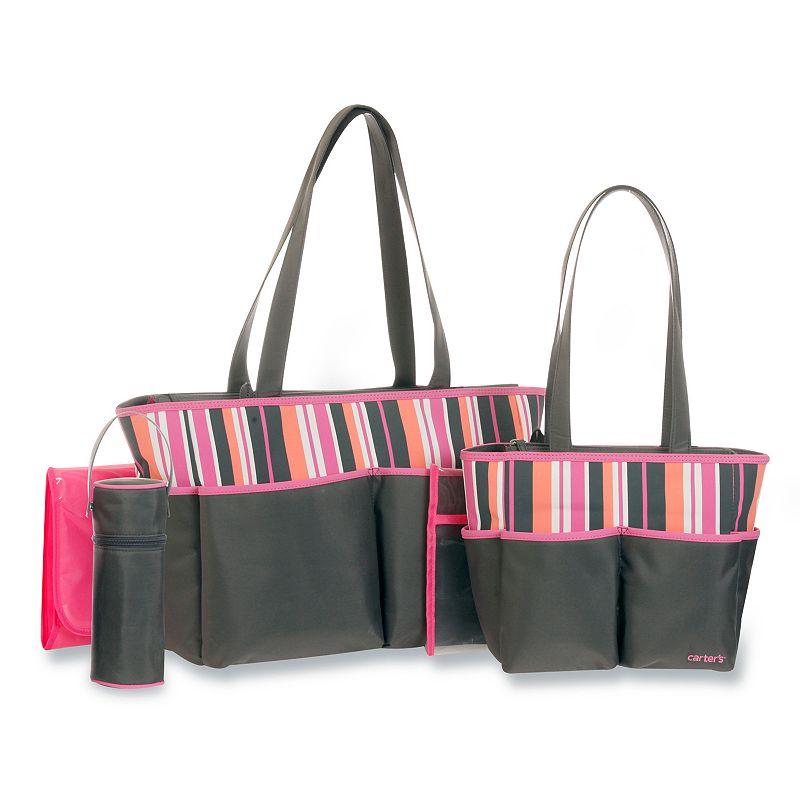 Carter's 5-In-1 Tote Diaper Bag Set