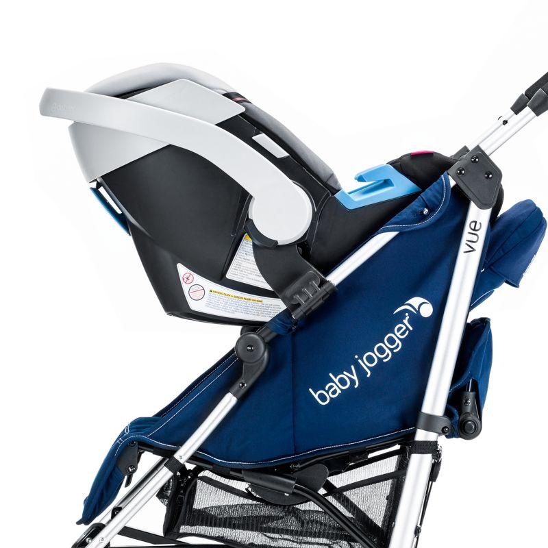 Cybex / Maxi Cosi / Nuna Vue Car Seat Adapter by Baby Jogger, Multicolor