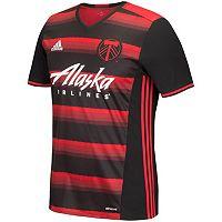 Men's adidas Portland Timbers Wordmark MLS Jersey