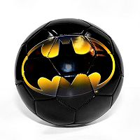 DC Comics Batman Logo Soccer Ball