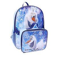 Disney's Frozen Olaf Backpack & Lunch Bag Set - Kids