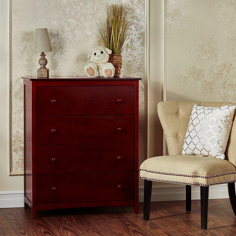 Dream On Me Arlington 4-Drawer Dresser