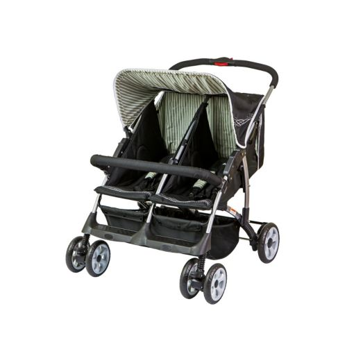 Dream On Me Duplex Double Stroller