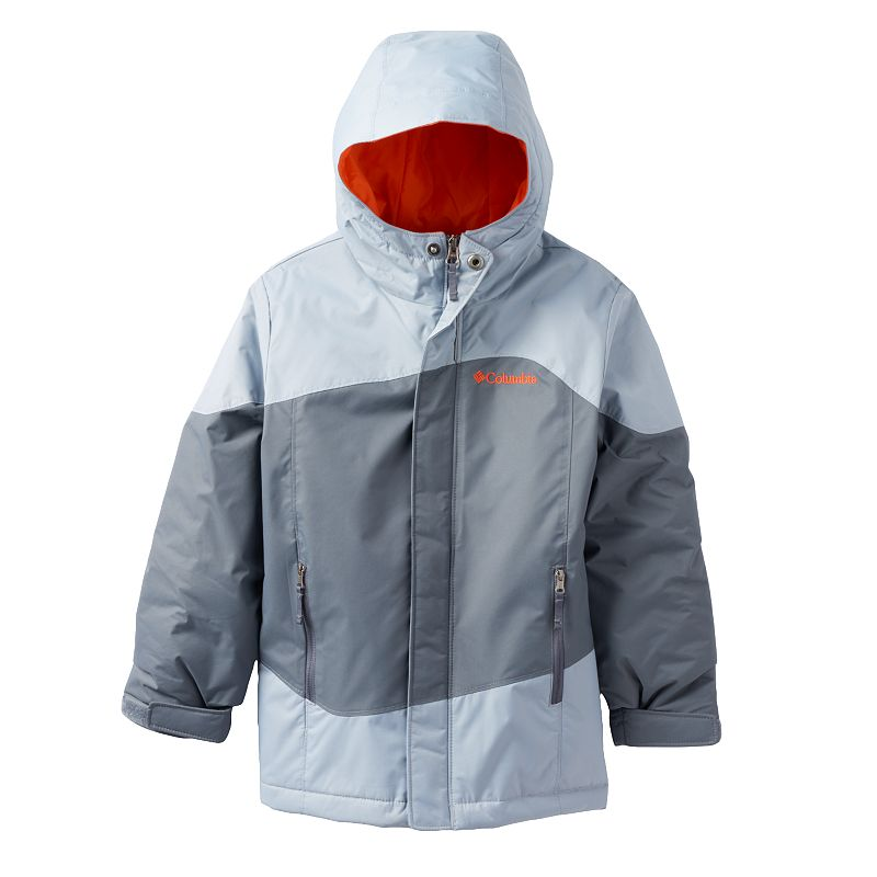 Boys 4-7 Columbia OUTGROWN Snow Stoked Jacket