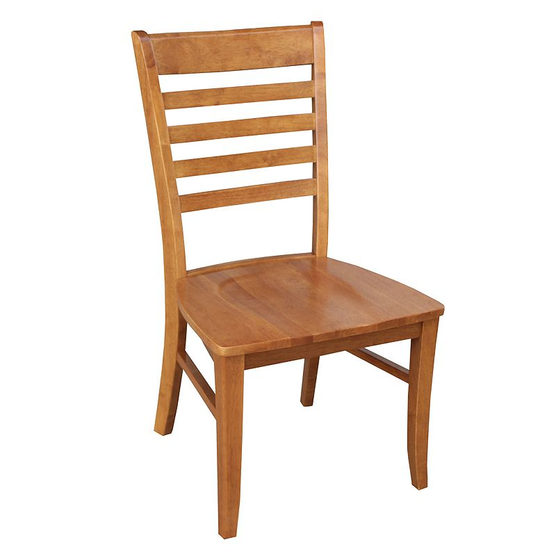 International Concepts 2-piece Cosmo Roma Chair Set