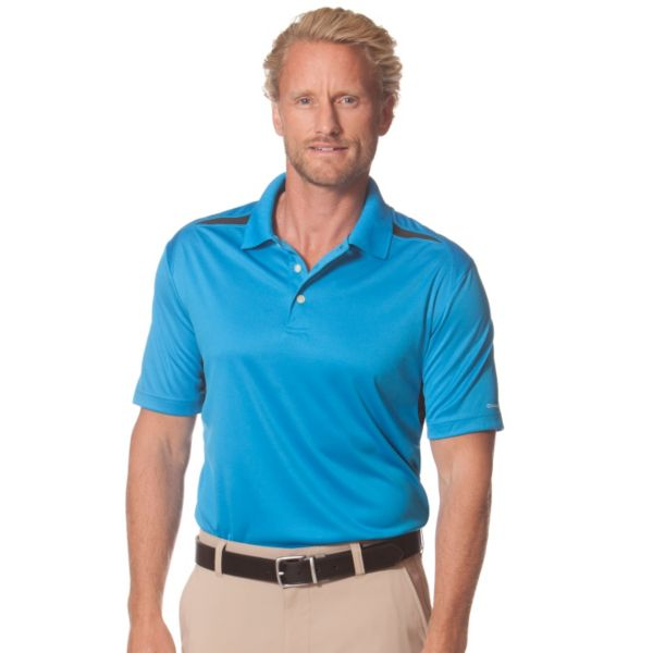 Men's Chaps Colorblock Classic-Fit Polo