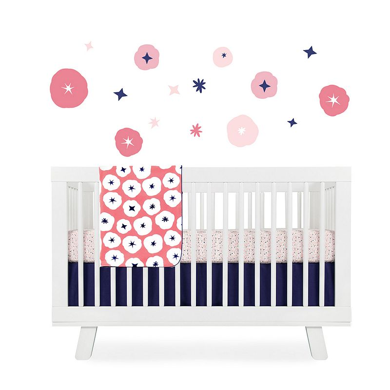 Babyletto In-Bloom 4-pc. Crib Bedding Set