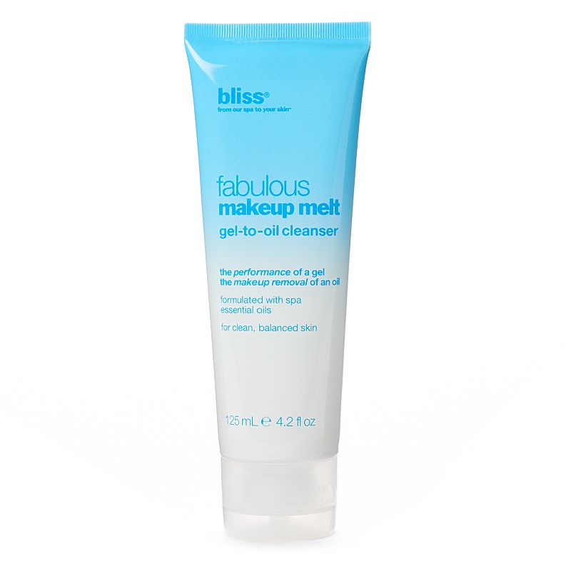 bliss Fabulous Makeup Melt Gel-to-Oil Cleanser
