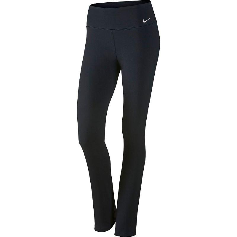Women's Nike Legend Dri-FIT Cotton Skinny Workout Pants