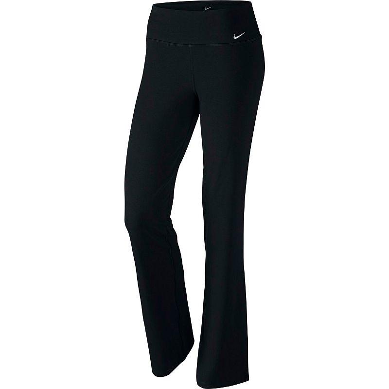 Women's Nike Legend Dri-FIT Cotton Classic Workout Pants