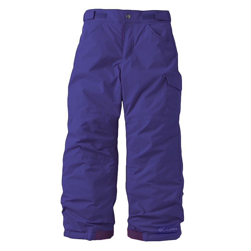 Toddler Girl Columbia OUTGROWN Pull-On Snow Pants