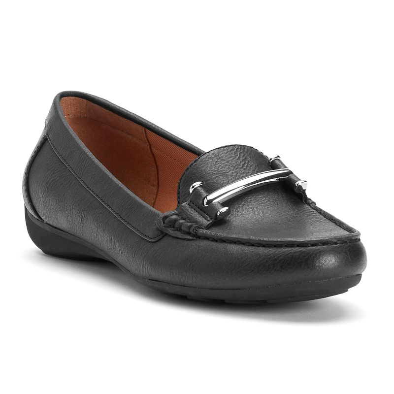 Black Wedge Dress Shoes Kohls