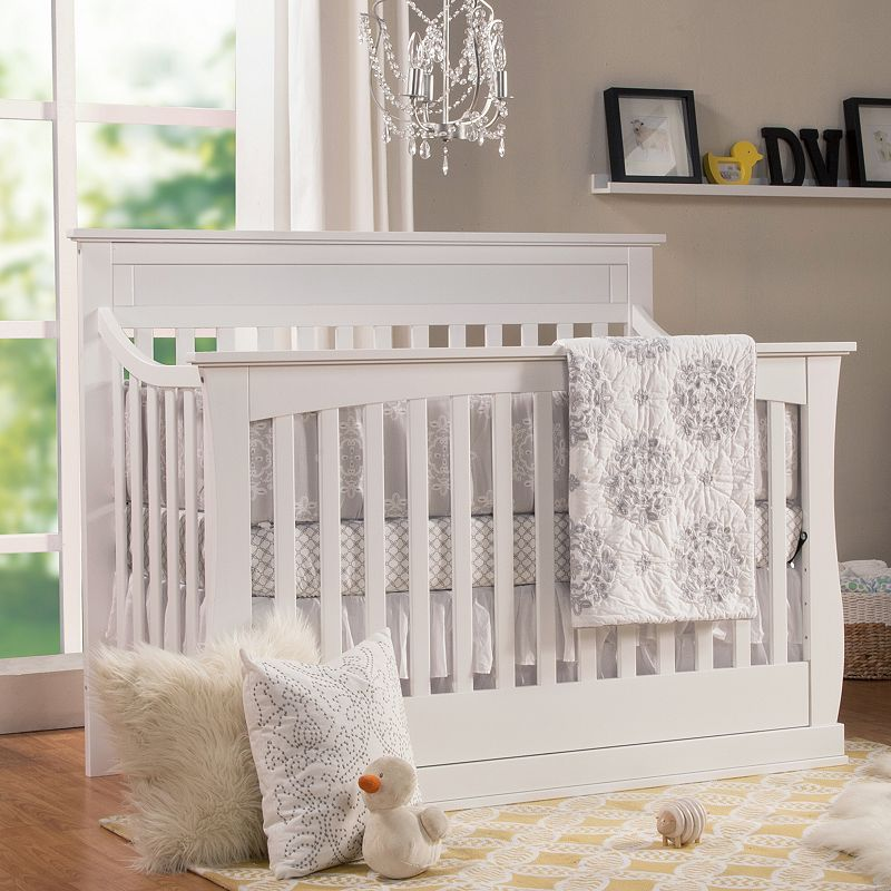DaVinci Glenn 4-in-1 Convertible Crib