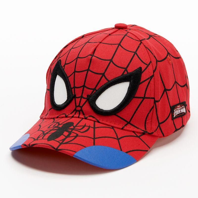 Spider-Man Baseball Cap - Toddler Boy