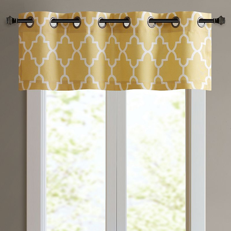 SONOMA Goods for Life™ Fret Valance - 50'' x 16''
