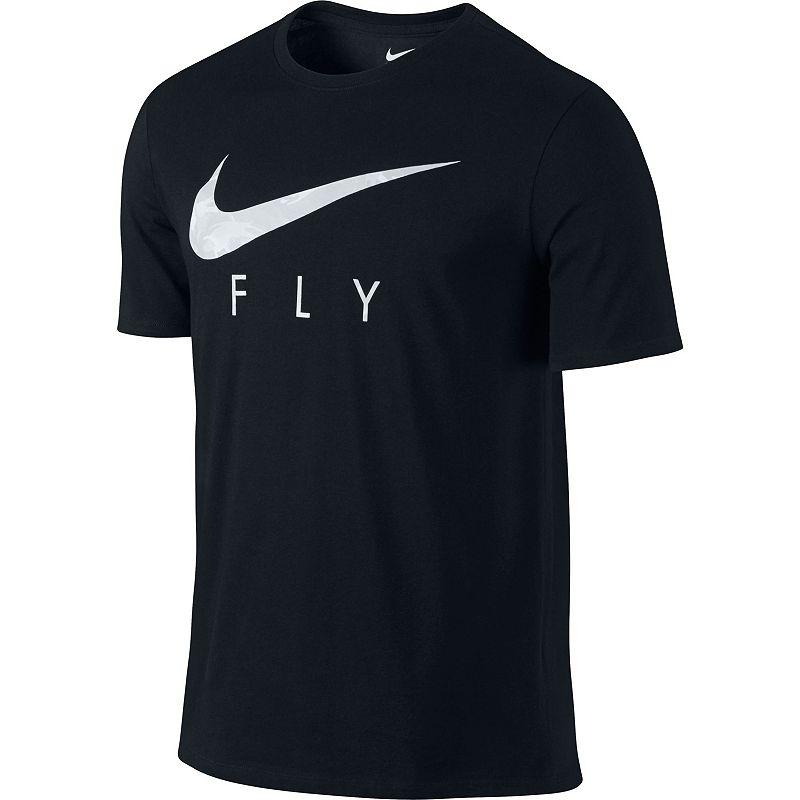 Men's Nike Swoosh Fly Graphic Tee