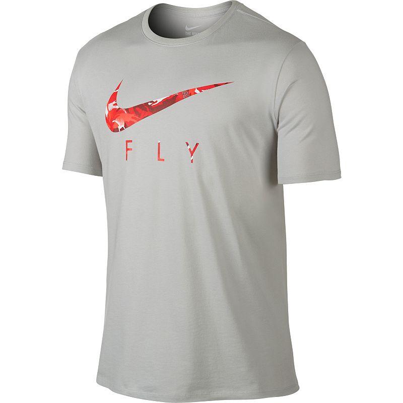 Nike Swoosh Fly Graphic Tee - Men