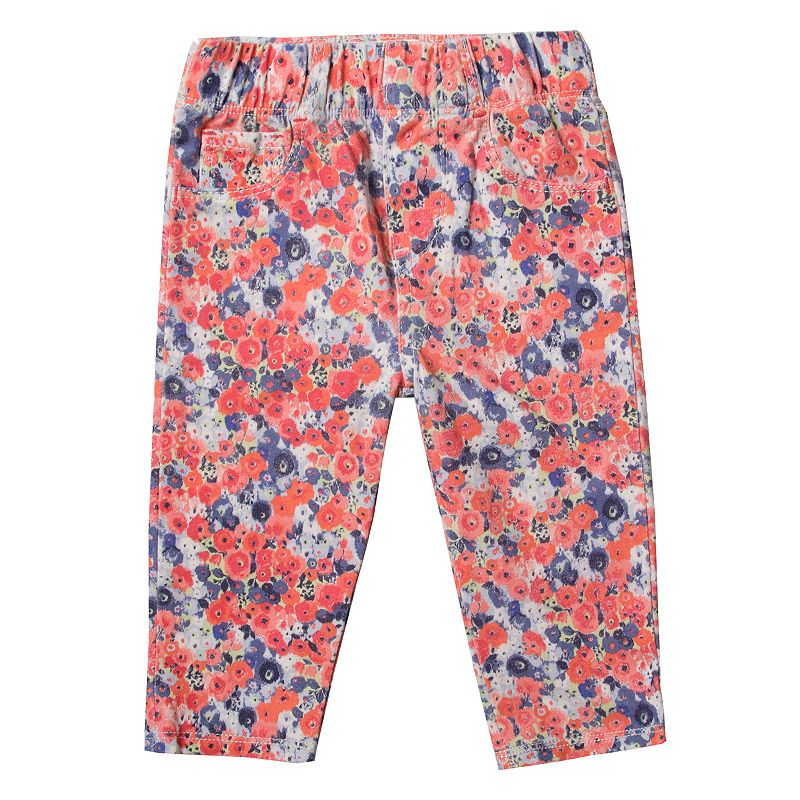 Baby Girl Levi's French Terry Leggings