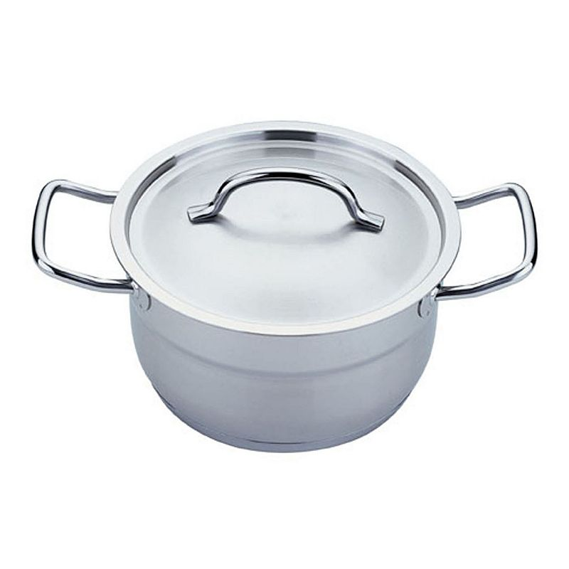 BergHOFF Hotel 3-qt. Stainless Steel Dutch Oven