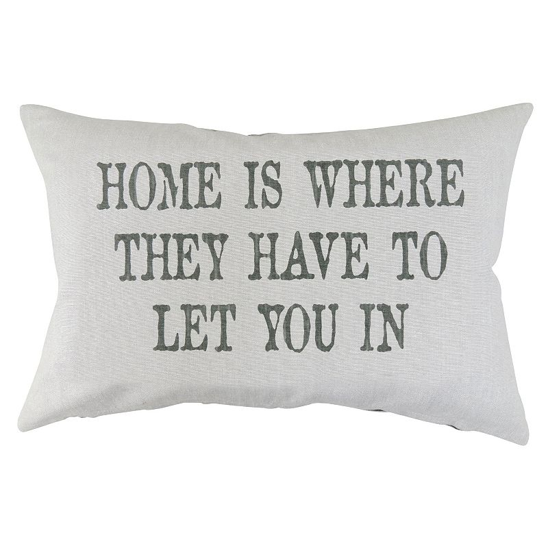 Park B Smith 39 39 Home Is 39 39 Throw Pillow Dealtrend