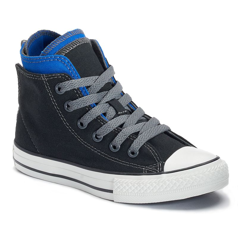 Kid's Converse Chuck Taylor All Star Zip-Back High-Top Sneakers
