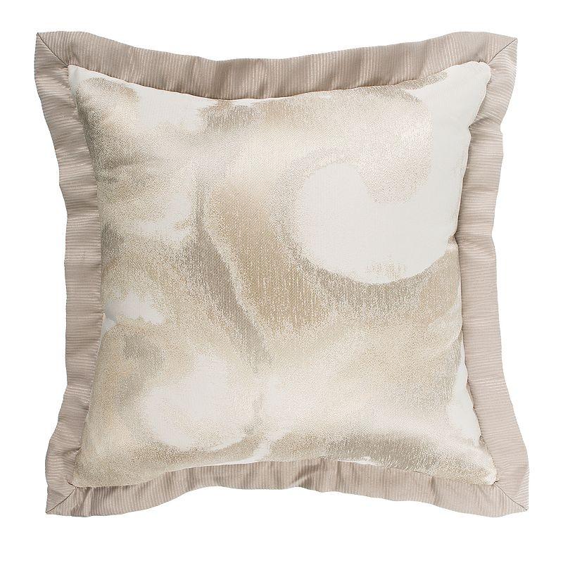 Sawyer Scroll Throw Pillow