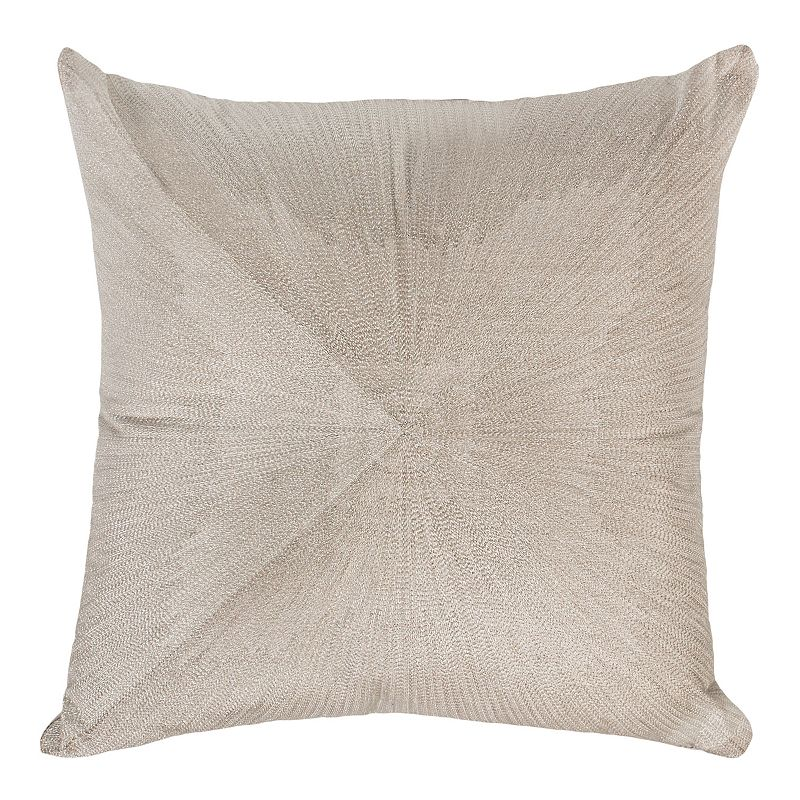 Sawyer Embroidered Throw Pillow