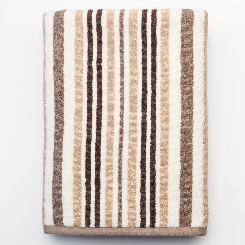 SONOMA Goods for Life™ Ultimate Performance Striped Bath Towel