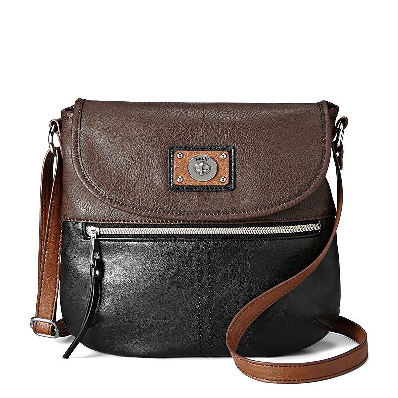 Relic Prescott Flap Crossbody Bag