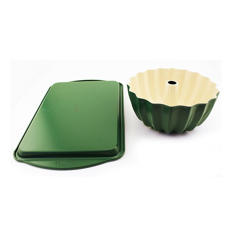 BergHOFF 2-pc. Cookie Sheet & Bundt Pan Set