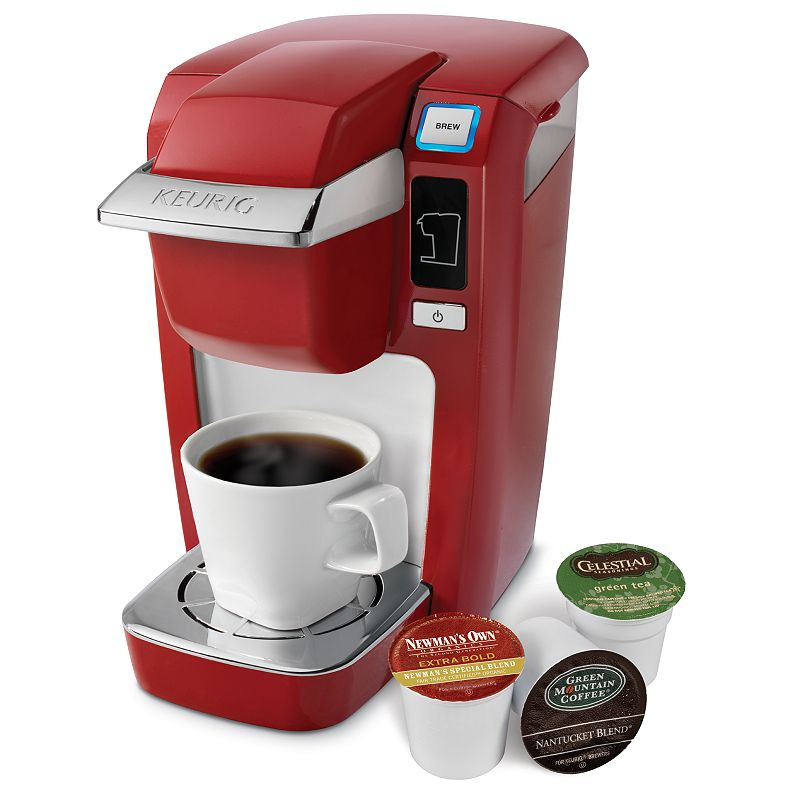 Keurig® K10 / K15 Red Personal Coffee Brewer