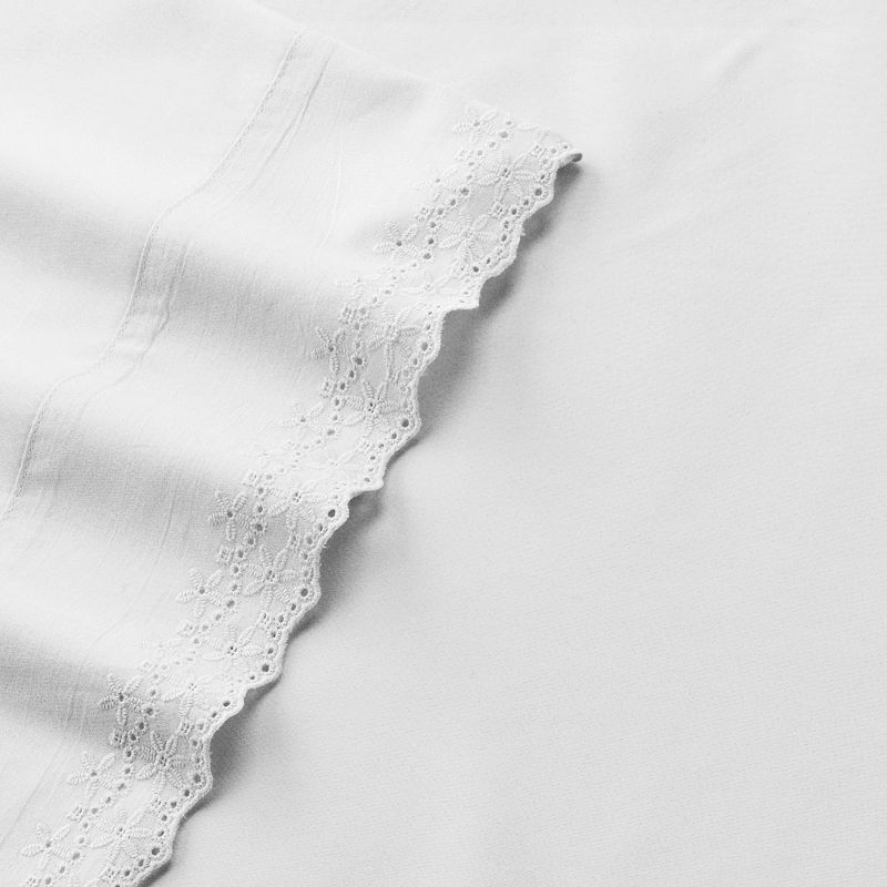 Veratex Pembrook Lace Sheets