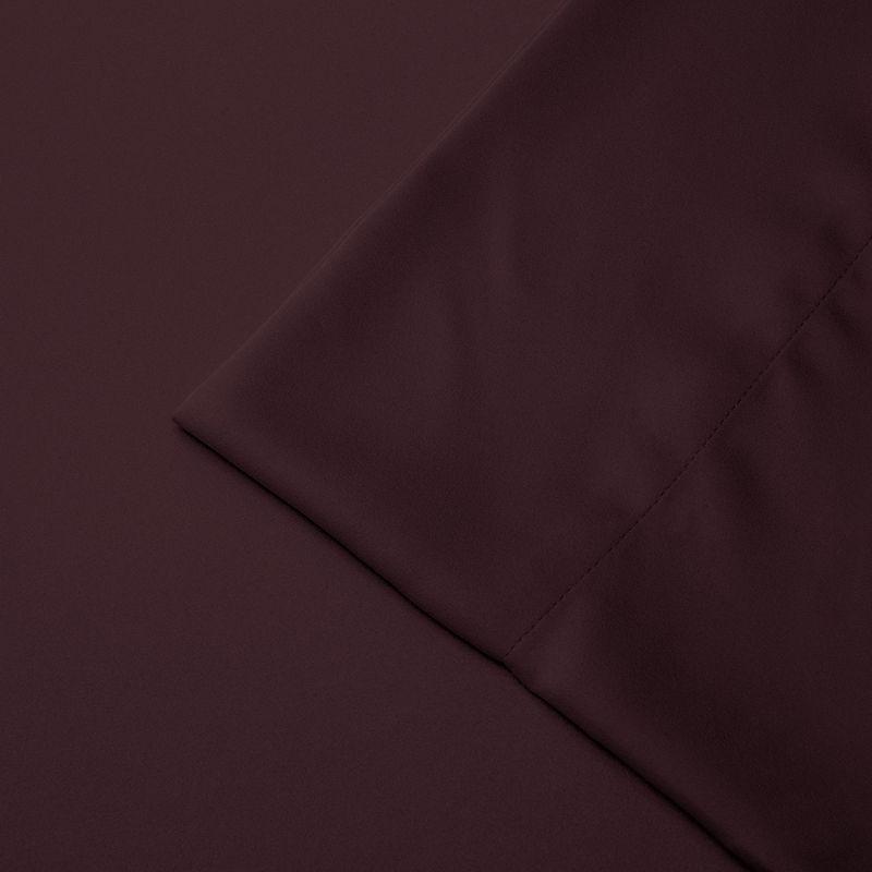 Premier Comfort Matte Satin Sheets