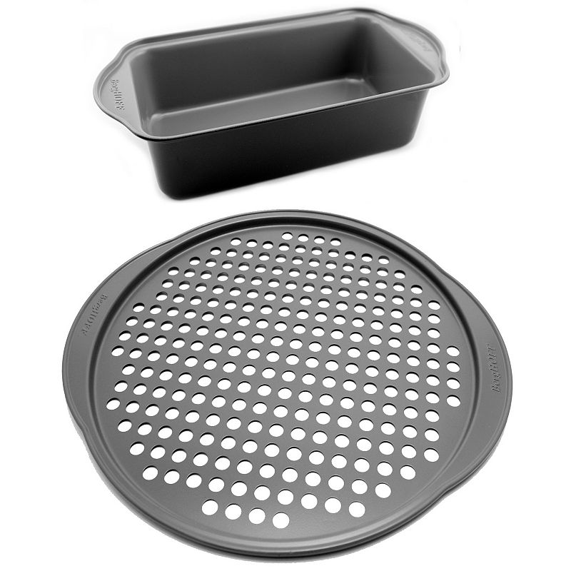BergHOFF Earthchef Nonstick Pizza Pan & Loaf Pan Set