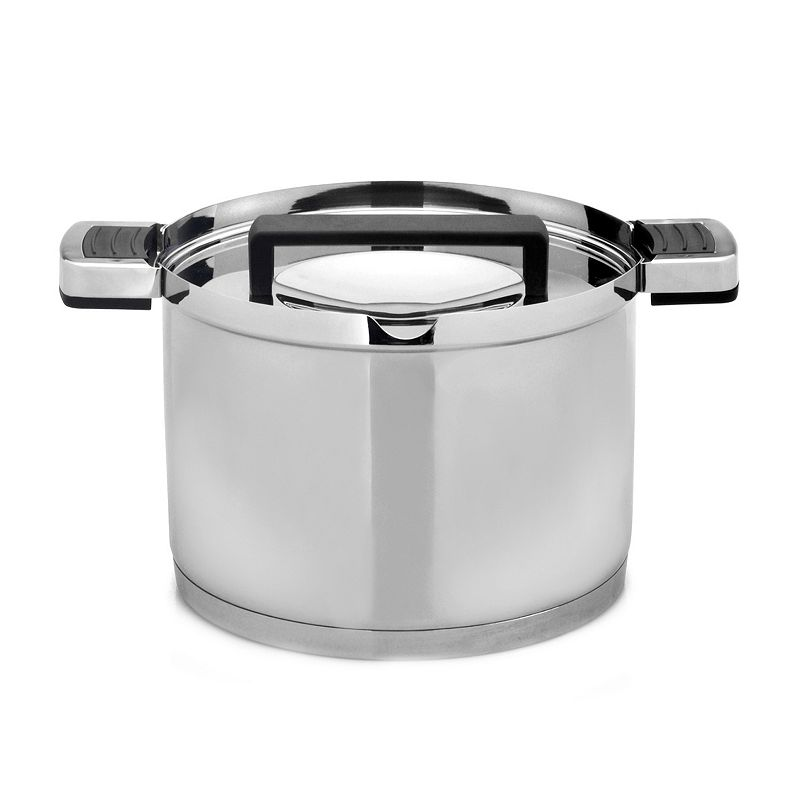 BergHOFF Neo 6.1-qt. Stainless Steel Covered Stockpot