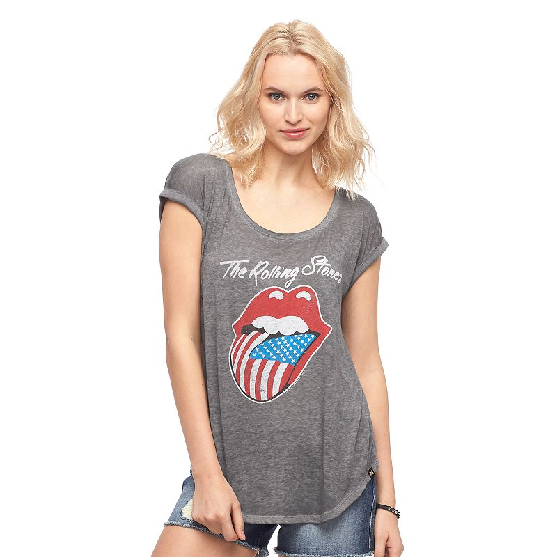 Women's Rock & Republic® Rolling Stones Graphic Tee