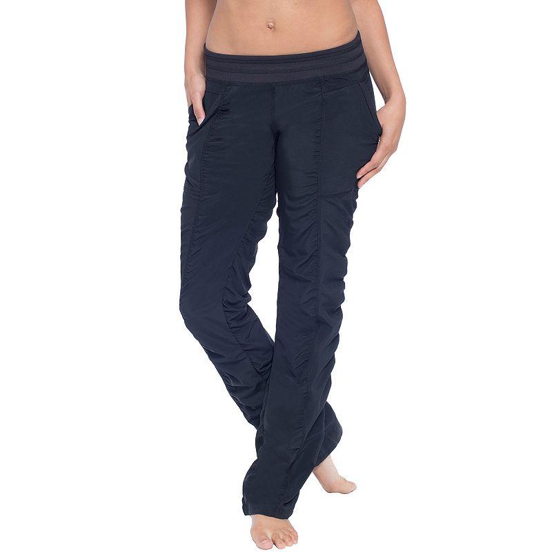 Women's Soybu Lauren Woven Yoga Pants