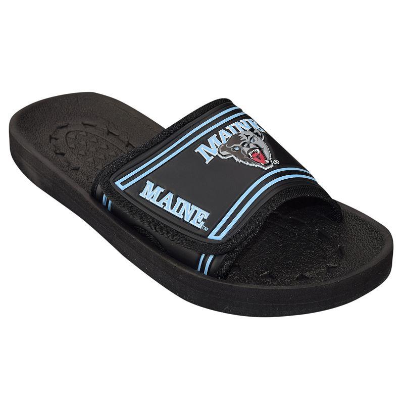 Adult Maine Black Bears Slide Sandals