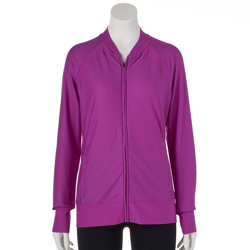 Women's Tek Gear® Mesh Performance Jacket