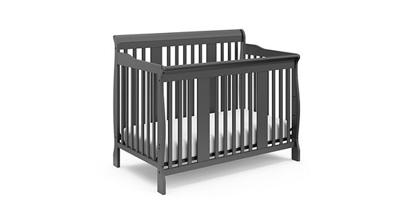 Stork Craft Tuscany  In  Convertible Crib Instructions
