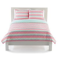 The Big One® Chevron Reversible Quilt Set