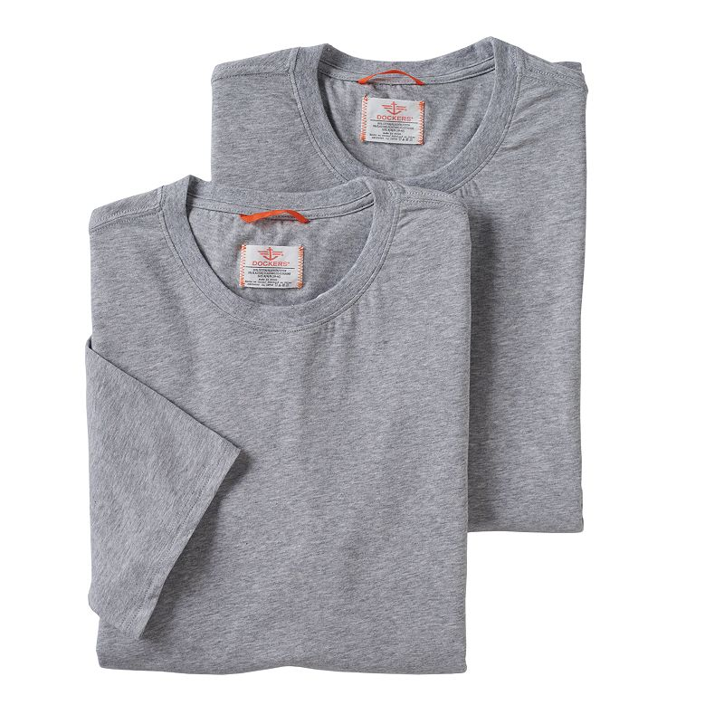 Men's Dockers® 2-pack Stretch Crewneck Tees