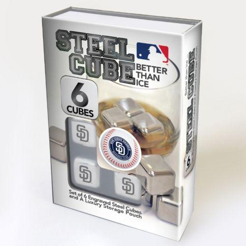 San Diego Padres 6-Piece Steel Cubes
