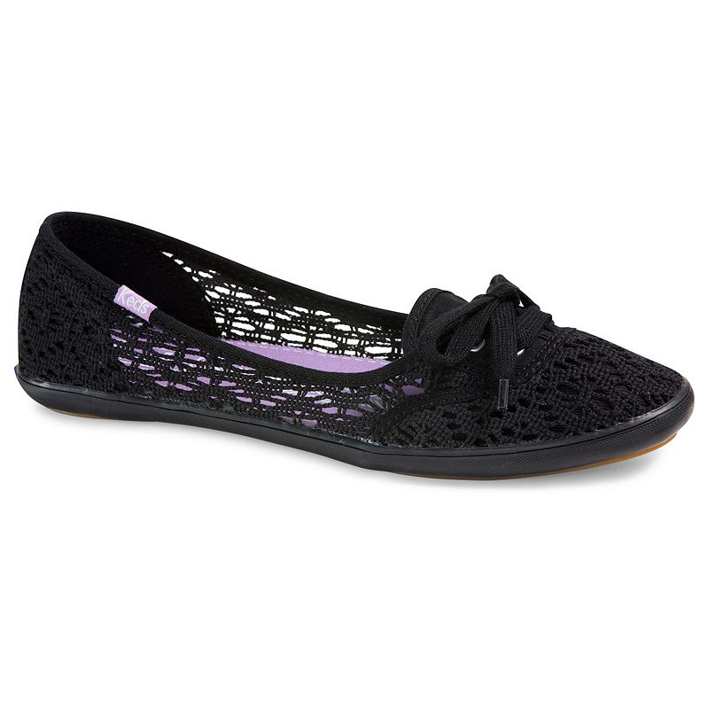 Keds Teacup Women's Crochet Oxford Shoes