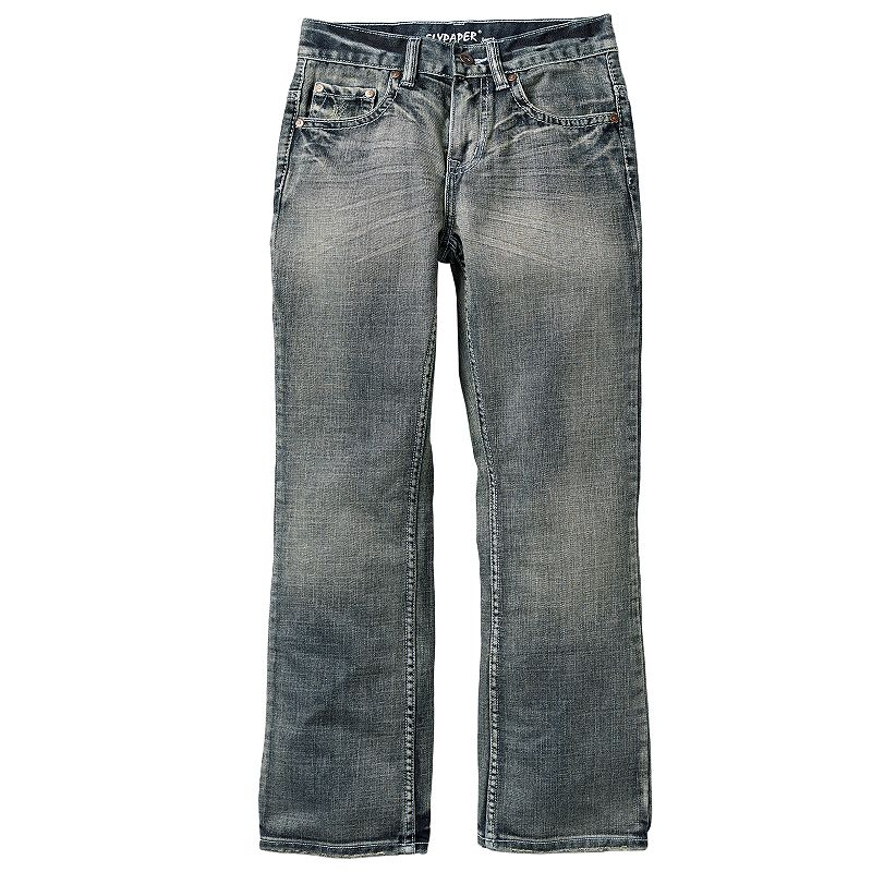 Boys 8-20 Flypaper Boot Slim Jeans